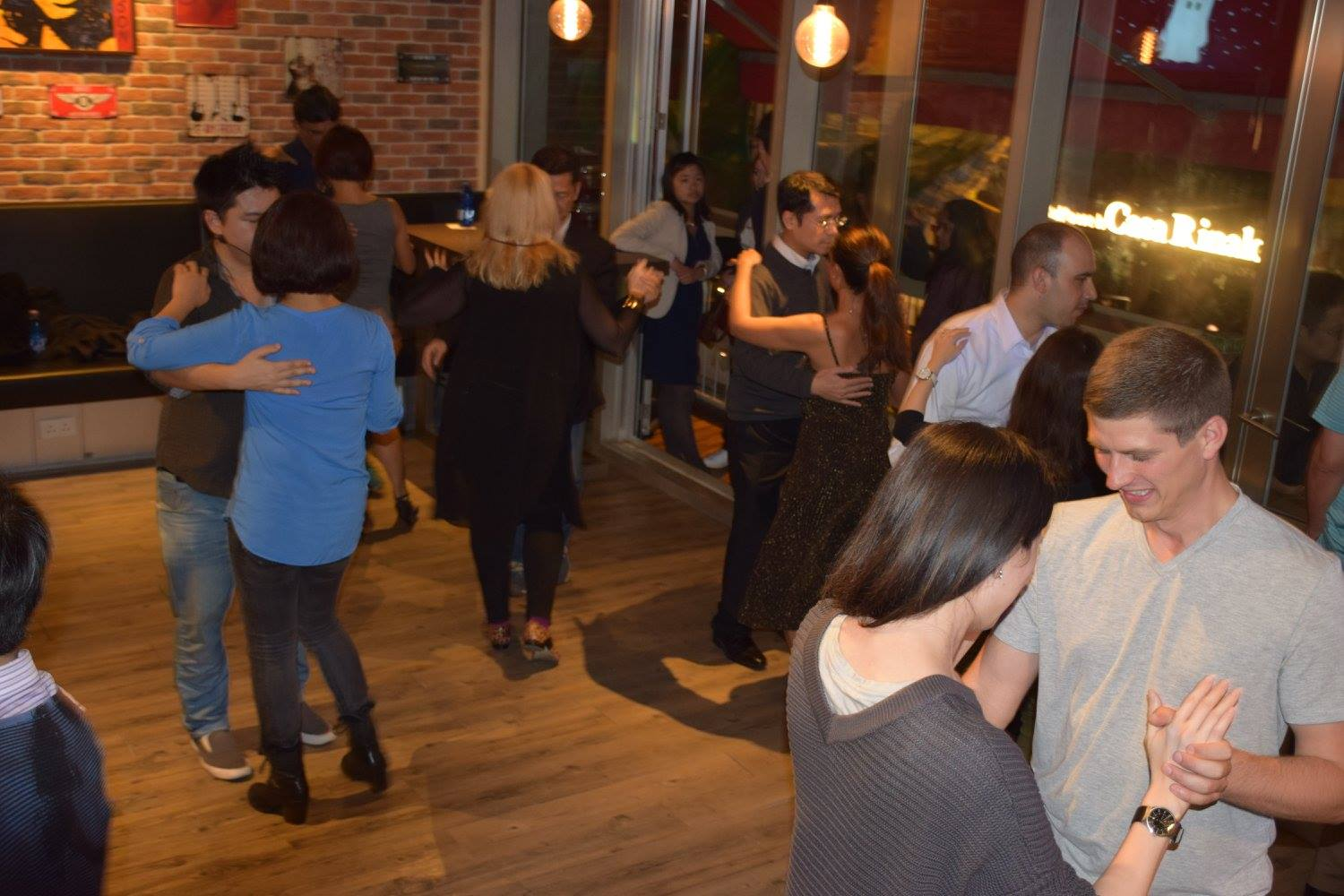 SCREAM NITE: A HALLOWEEN SALSA SPECIAL AT MORRISON CAFE & BAR: FRIDAY, 28TH OCTOBER – ENTRY FREE + 3 SALSA LESSONS + PARTY TILL LATE