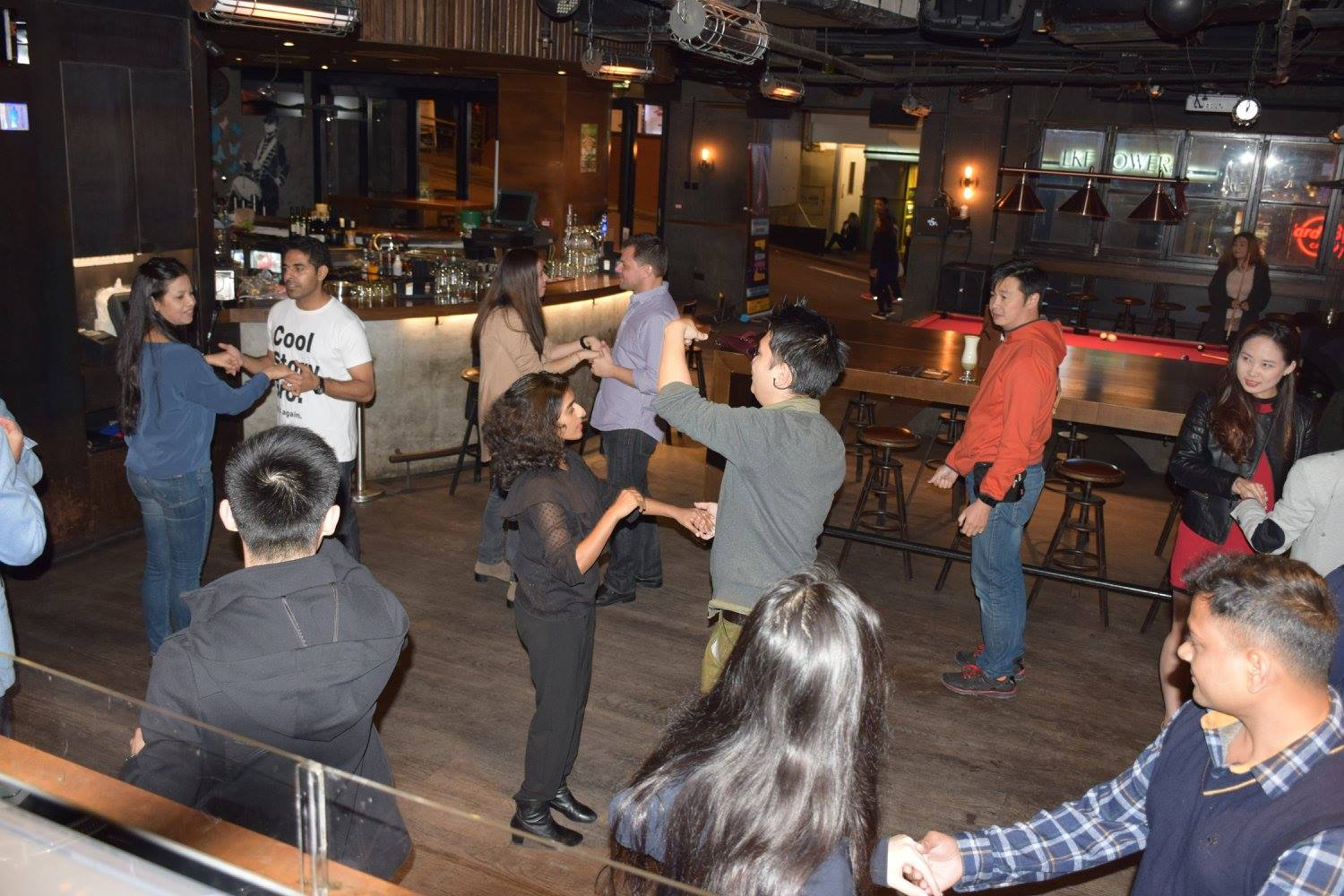 AFTER WORK SALSA PARTY AT RULA BULA: ENTRY FREE + SALSA LESSON + PARTY – TUESDAY, 1ST NOVEMBER 2016