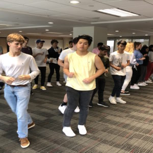 Salsa & Bachata Classes in Educational Institutions