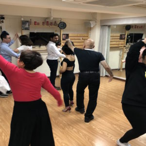 May 2021 Bachata 4 Week Classes For Absolute Beginners & Intermediate Level