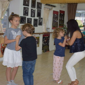Salsa and Bachata Private Group Classes for Kids: 5-12 years old